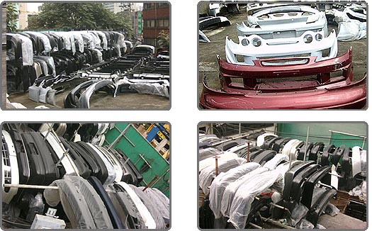China Used Parts For Cars