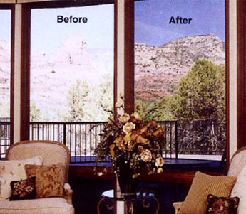 How Does Home Window Tinting  Work