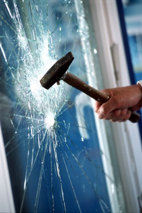 Professional Security Window Film
