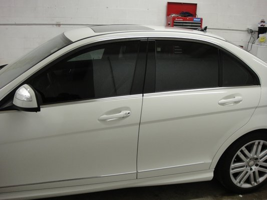 Professional Window Tinting Mobile