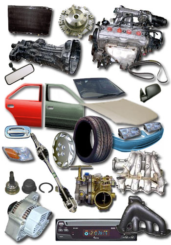 Used and New Foreign Car Auto Parts